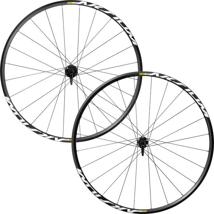 Wiggle | Mavic Aksium Clincher Road Disc Wheelset | Performance Wheels