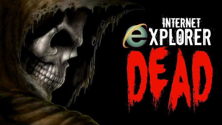 Microsoft Is Killing Internet Explorer And It's About Time