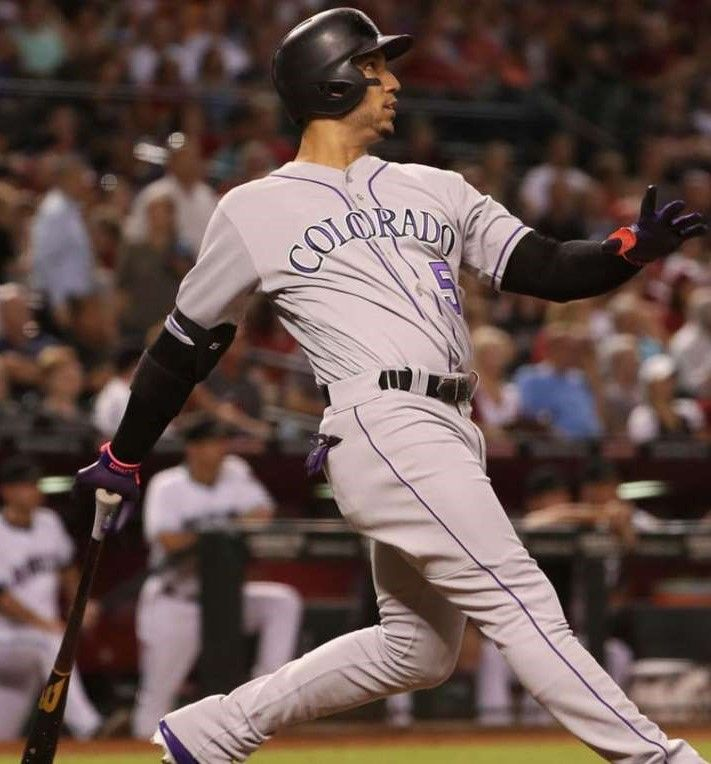 Report: CarGo received offers from Astros, Giants, Padres - January 5, 2018.   The rumor mill hasn't featured the name of free-agent outfielder Carlos Gonzalez very much this offseason, but teams do appear to be interested in the 32-year-old.