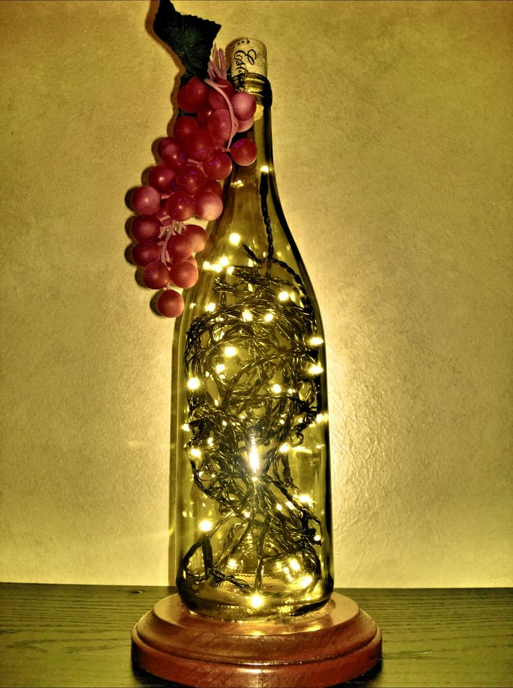 The Spirit Lamp Co. Custom made liquor bottle lamp's for ...