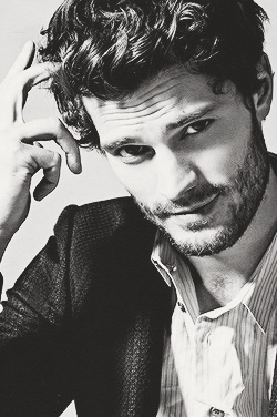 jamie dornan, even though he's not on the show right now