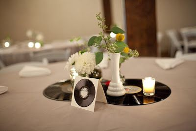 Music Themed Wedding - Coordinately Yours by Julie Blanner entertaining & design that celebrates life
