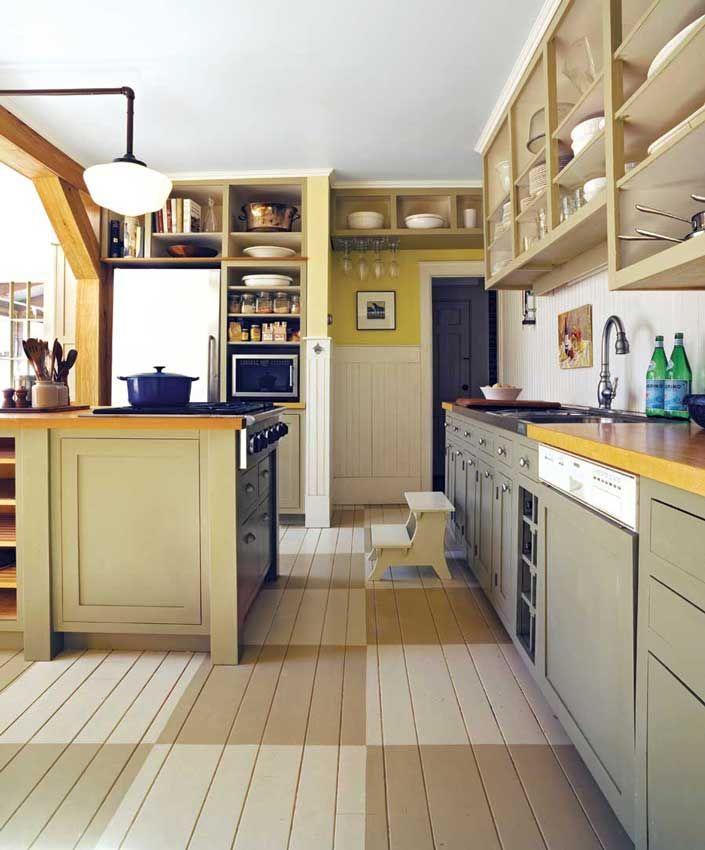 Green Kitchen Floors: 17 Best Images About Kitchen Floor Ideas On Pinterest