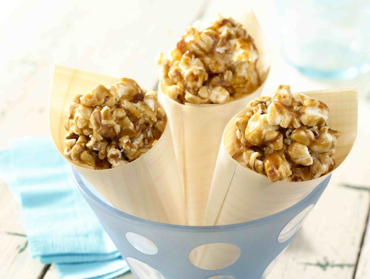 Jolly Time Birthday Cake Popcorn