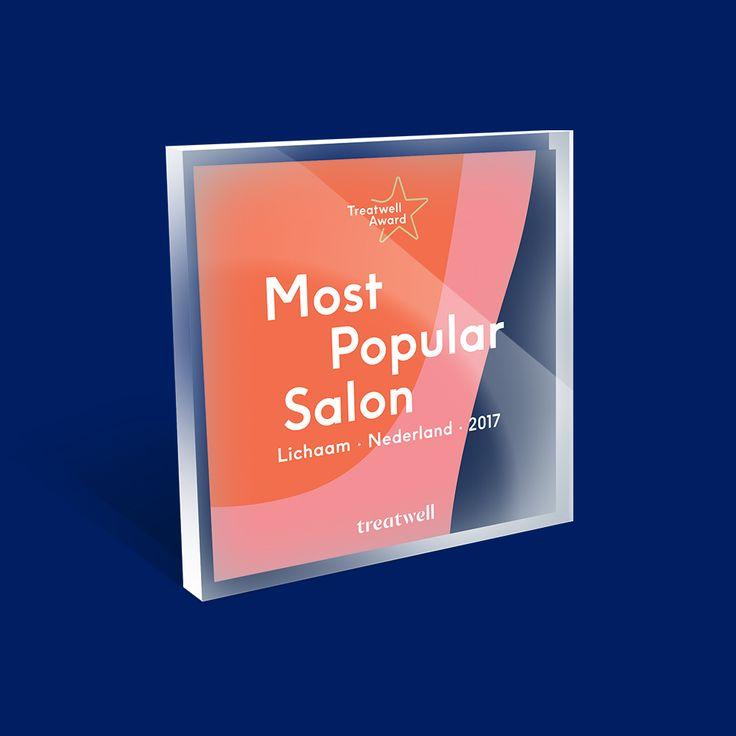 Deze Treatwell award won Utsukusy Schoonheidssalon in Den Haag (Scheveningen). Wij mogen ons een heel jaar lang Most Popular Salon van Nederland 2017 noemen!