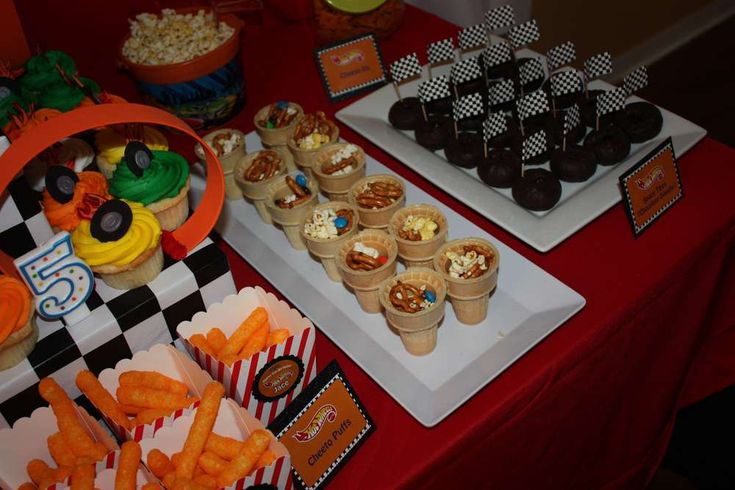 Hot Wheels Birthday Party Ideas | Photo 1 of 32 | Catch My Party