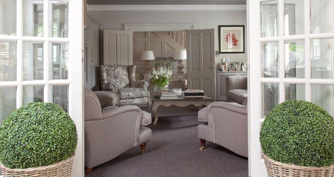 Helen Turkington sitting room