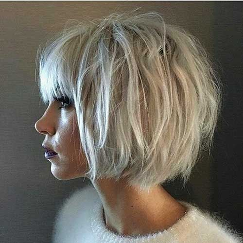 Latest Layered Haircut Pics for Alluring Styles 2017 - Styles Art
