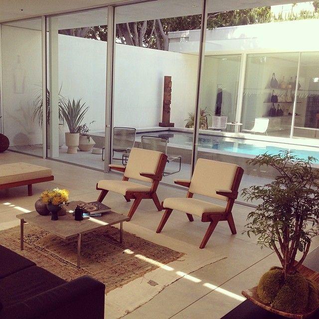 houses / living room