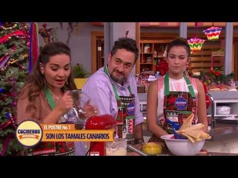 tamales canarios - receta original - YouTube