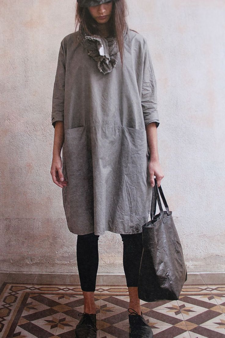 Japanese tunic dress