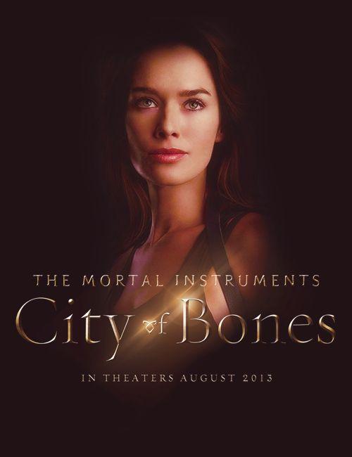 City of bones movie jocelyn
