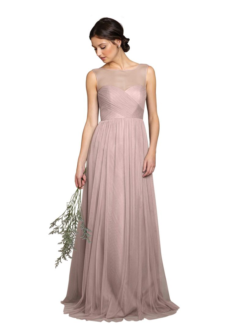 228 best bridesmaid dresses images on pinterest bridesmaids jenny yoo aria designer bridesmaid dressestulle ombrellifo Images