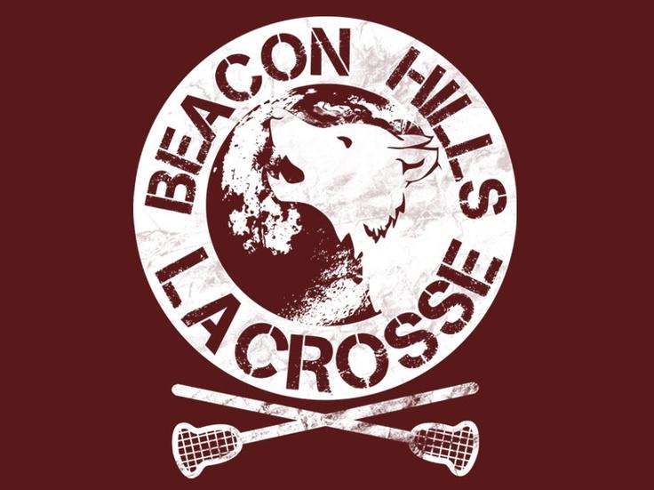 Beacon Hills Lacrosse T Shirt Birthday Wishes Pinterest
