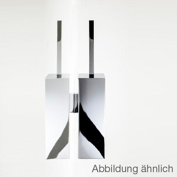 Decor Walther CO WBD N Wand-WC Bürstengarnitur mit Deckel weiß matt