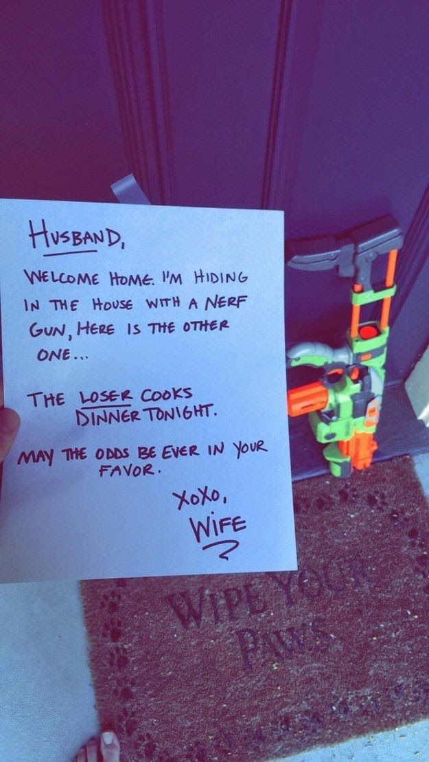 Valentines day Romantic Hand Written Letter From Wife for Husband