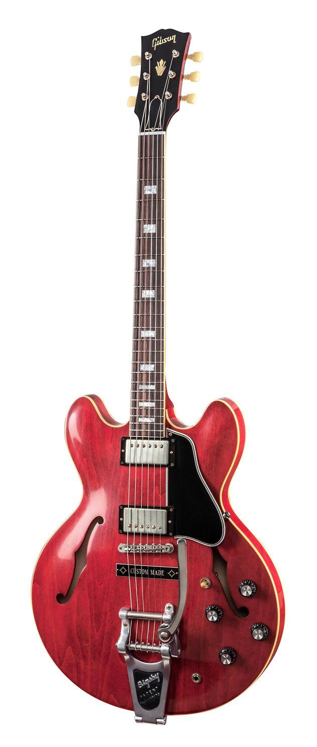 Gibson ES-335 Memphis Rich Robinson