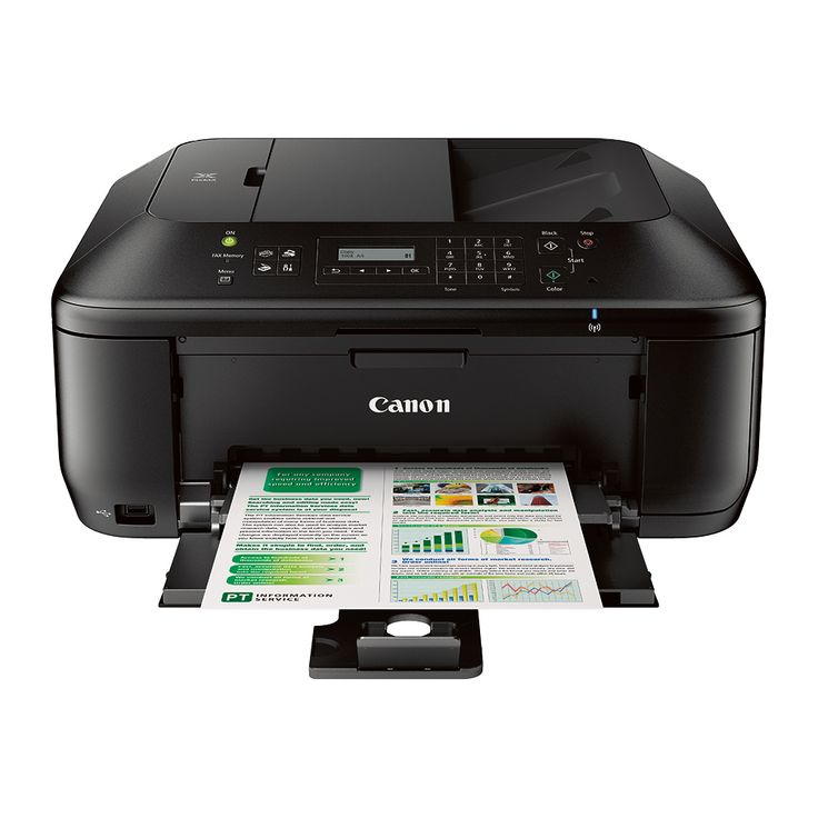 Canon Pixma All in One Wireless Inkjet Printer