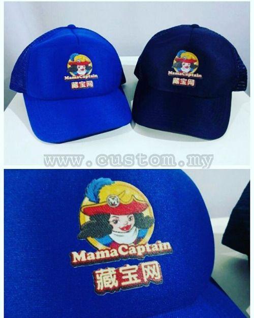 TRUCKER CAP . Anda suka bergaya dengan trucker cap dengan...