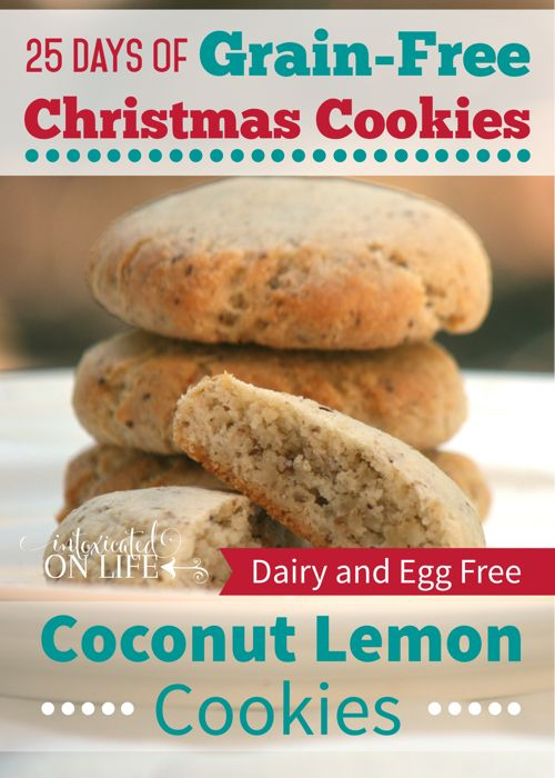 ... of Grain Free Christmas Cookies | Grain free, The o'jays and Coconut