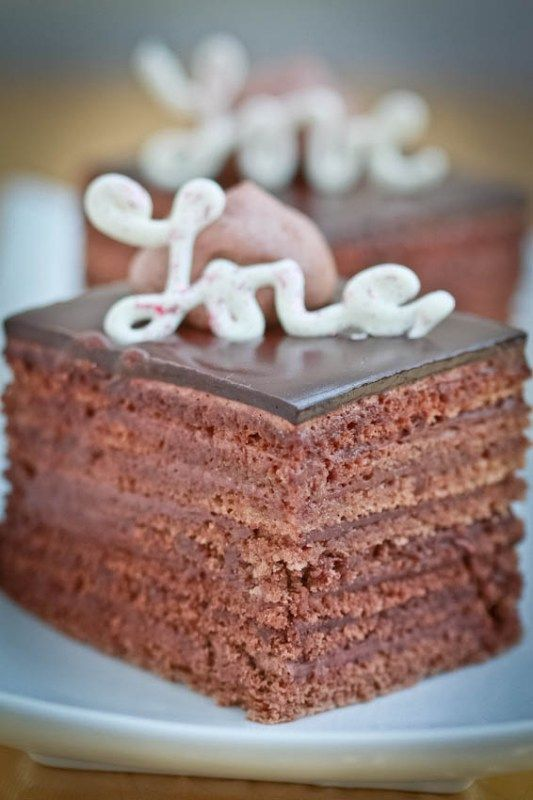 Best Baking Images On Pinterest Chocolate Recipes Dessert - Russian confectioner creates cakes so perfect eating them would be a crime