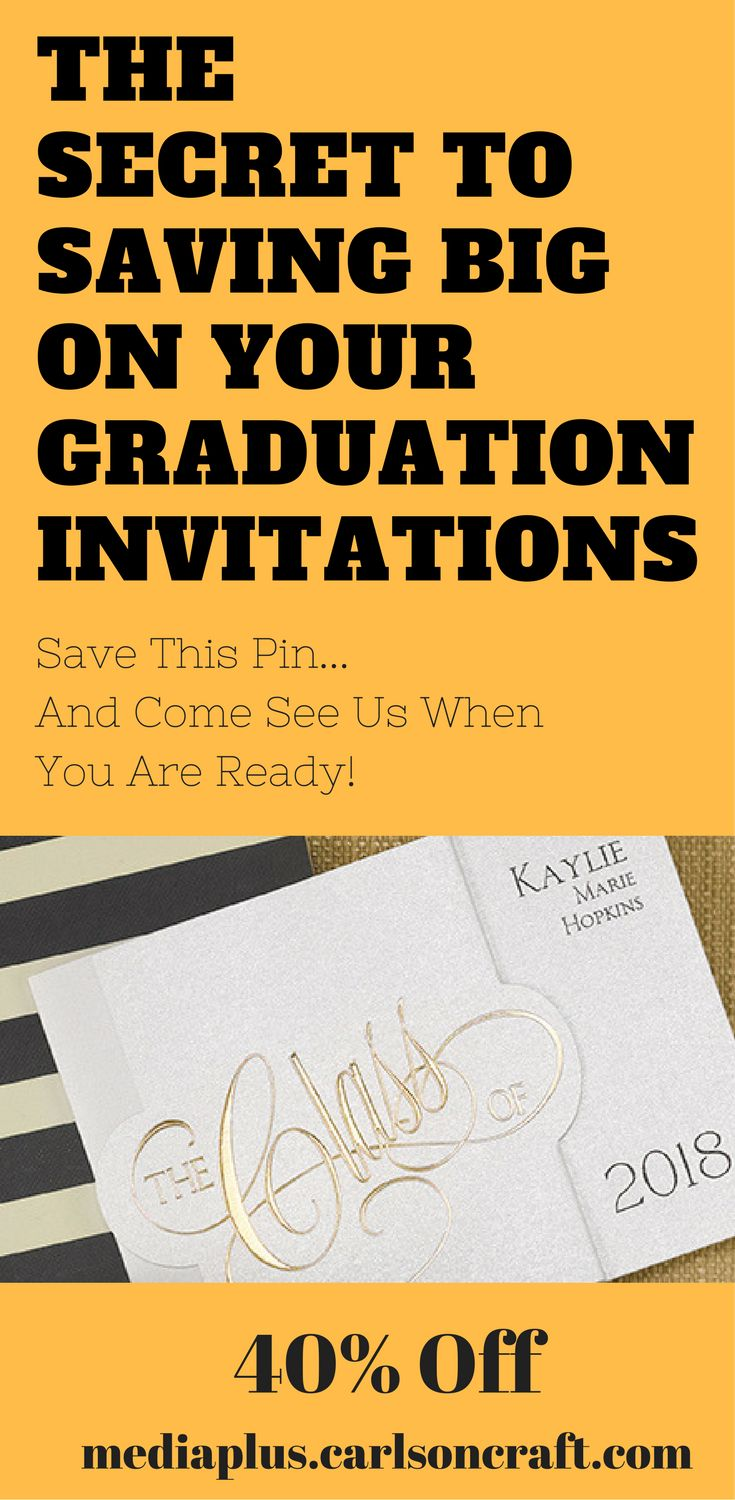 best graduation announcements images on pinterest activities