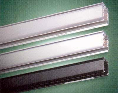 3F NAPÁJECÍ LIŠTA NORDIC ALUMINIUM 3-fázová lišta osvětlení NORDIC ALUMINIUM (14 variant) | svetlo-svitidla-osvetleni.cz