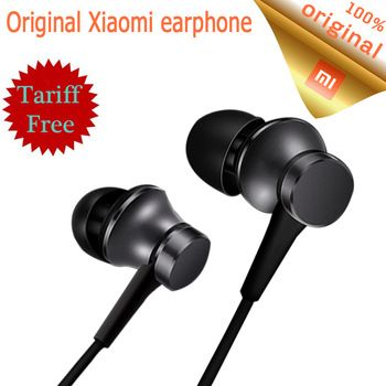 Original Xiaomi Piston 3 Earphone Mi Xiaomi Fresh Edition Version Colorful In-Ear Earphones With Mic Music Stereo For Smartphone  Price: 6.84 USD