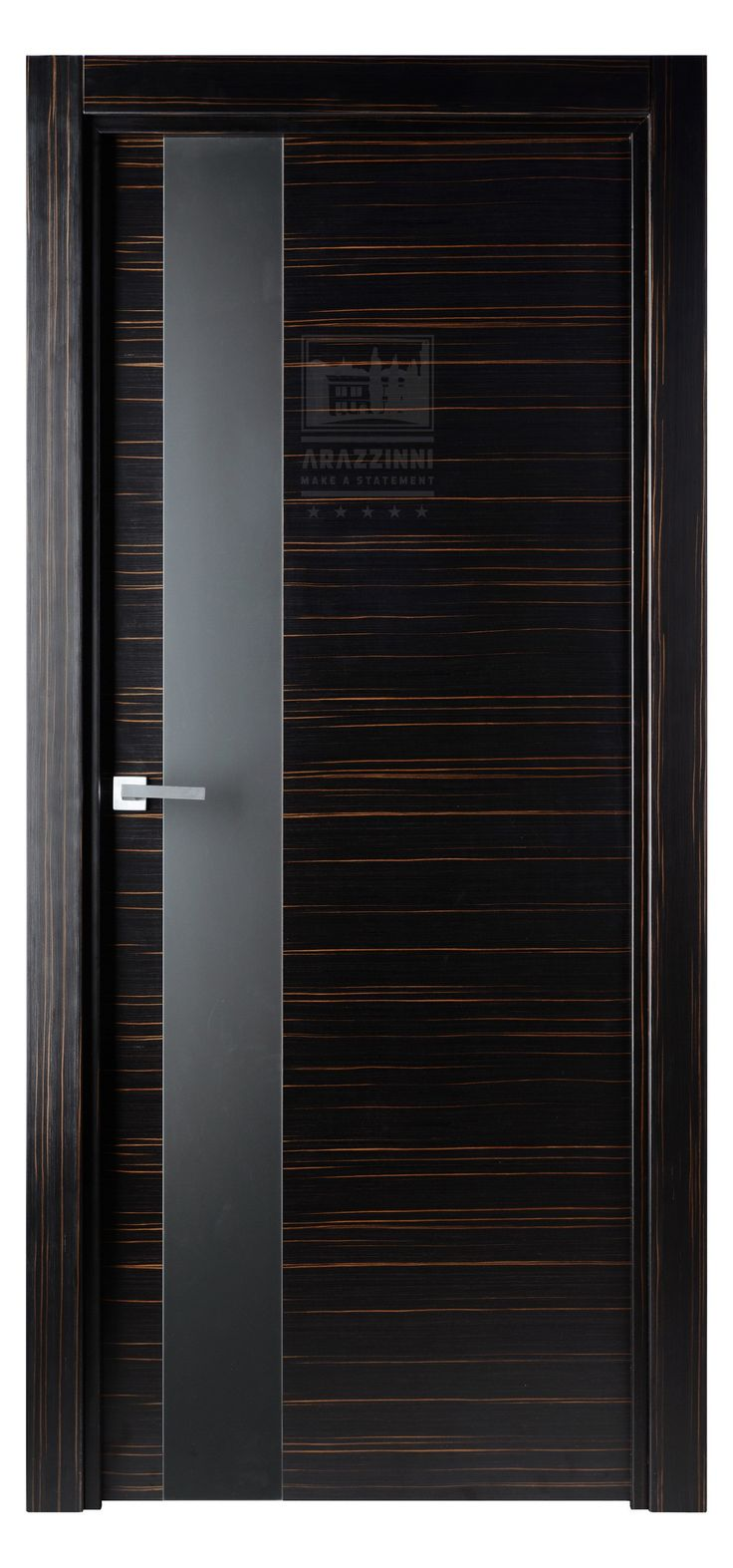 flora 03 interior door macassar exotic wood veneer doors pinterest portes porte bois et. Black Bedroom Furniture Sets. Home Design Ideas