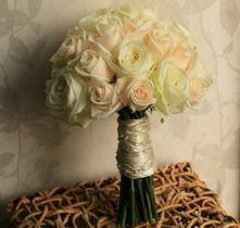 rózsa menyasszonyi csokor - esküvő virág