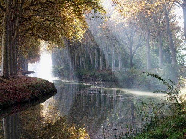 le-canal-du-midi www.audetourisme.com