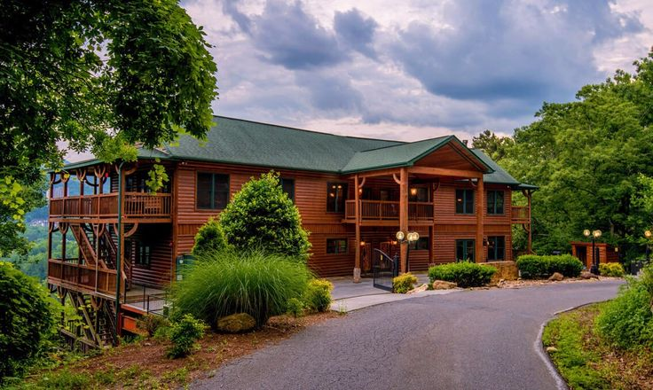 Gatlinburg Cabin Rentals - Gatlinburg Amazing Grace