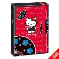 Hello Kitty füzetbox - A4