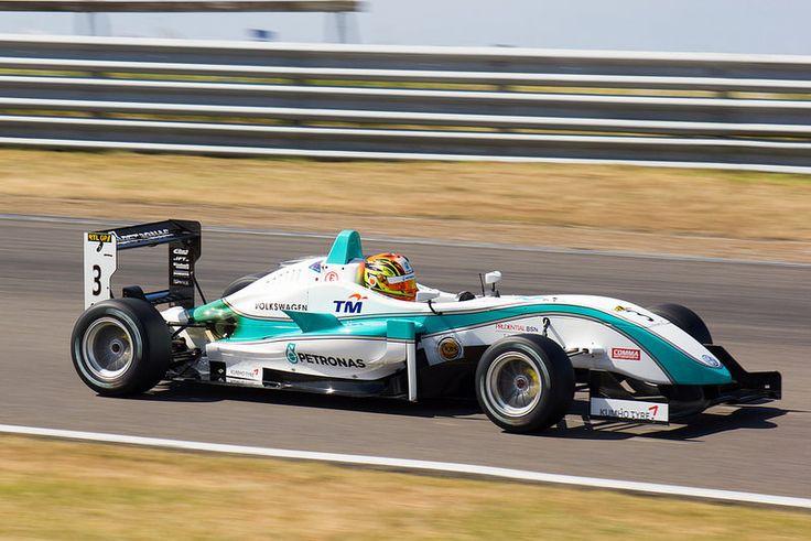 140705 44 Circuitpark Zandvoort _ Zandvoort Masters _ Nabil Jeffri _ Dallara F311 Volkswagen _ Motopark