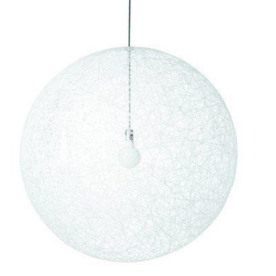 Random Light LED pendel, M, vit från Moooi – Köp online på Rum21.se