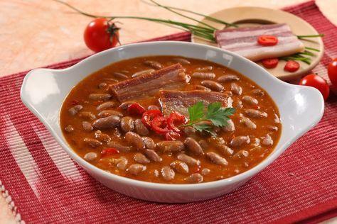 Bosasnki grah, Bosanski pasulj, tradicionalni bosanski recepti, grah, pasulj, recepti, variva, jednostavan recept
