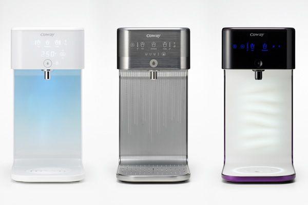 photography by sangsik pang / www.dashstudio.co.kr /coway water purifiers Design by BDCI partner Murata Chiaki