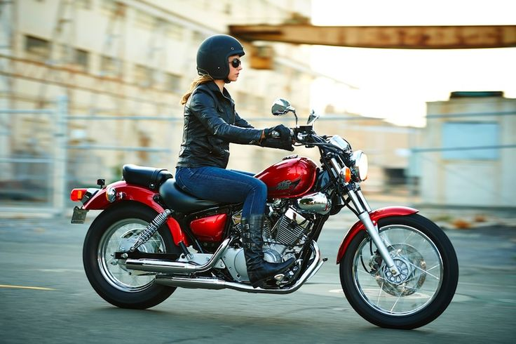 From cruiser to sportbike and everything in between, here's our list of motorcycles to consider as your first ride.