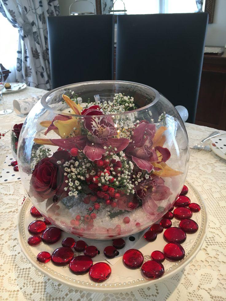 Terrarium flowers