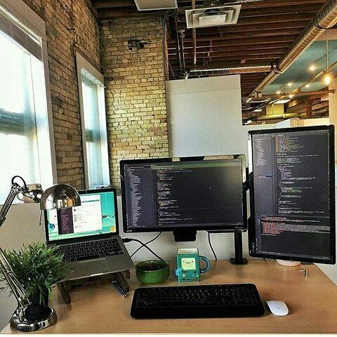 I found this cool #coding #setup  from my friend @the_programer  Tag ur friend to see  #Type ..... . . . . . _______________________________ follow @ayew_rasdov @the_programer ________________________________ . . .  #coding #pc #websterhall #web #webdeveloper #webdesigner #java #php #javascript #css #html5 #paython #vb #programming #project #coding #coder #code #designer #softwaredeveloper #softwareengineering #soft