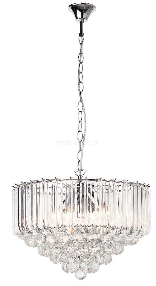 Candellux Flint lampa wisząca 5-punktowa 35-44822 - Multilampy.pl