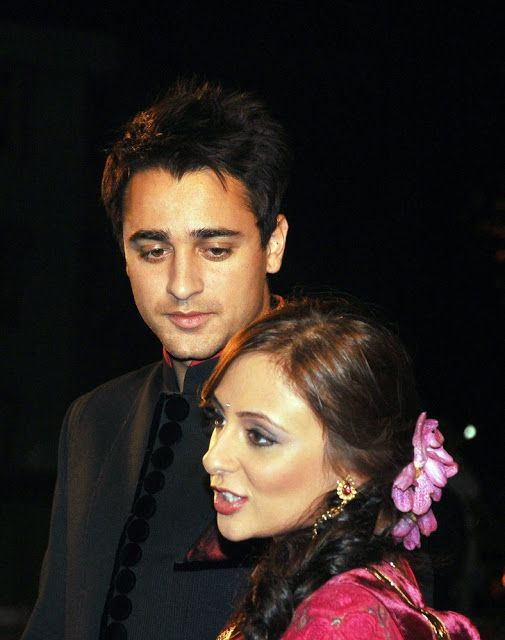 Bollywood, Tollywood & Más: Imran Khan & Avantika Malik Wedding Reception