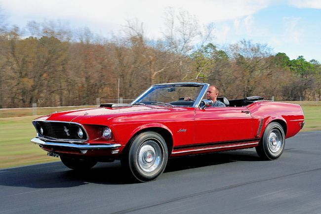 Chicken Coop Find 1969 Ford Mustang Gt R Code Convertible Mustang Gt Ford Mustang Gt Ford Mustang