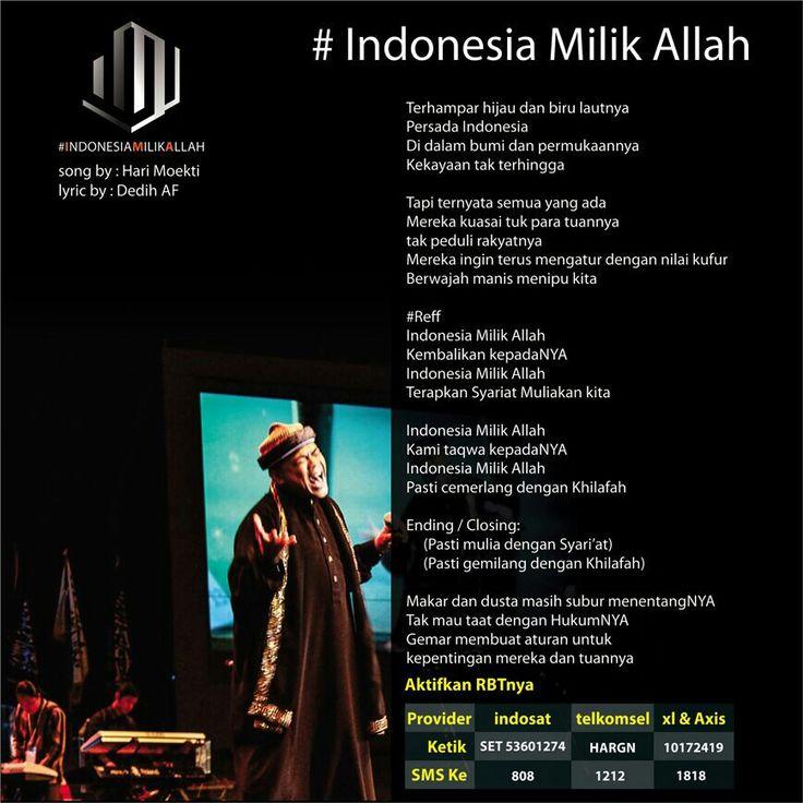 Ringtone Indonesia Milik Allah