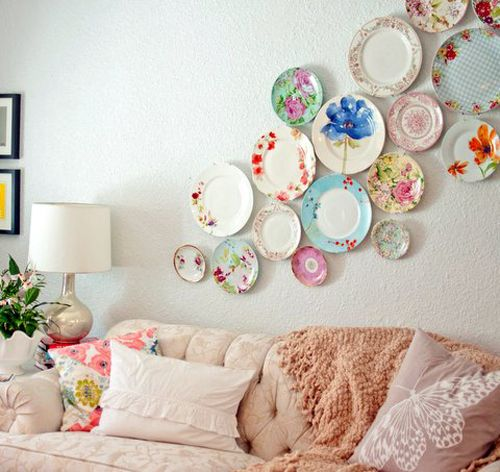 Hanging Plates On Wall 275 best plates images on pinterest | hanging plates, plate wall