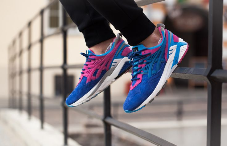 "ASICS FOOTPATROL x GEL-KAYANO TRAINER ""STORM"" http://www.runcolors.pl/pl/product/footpatrol-x-gel-kayano-trainer-storm"