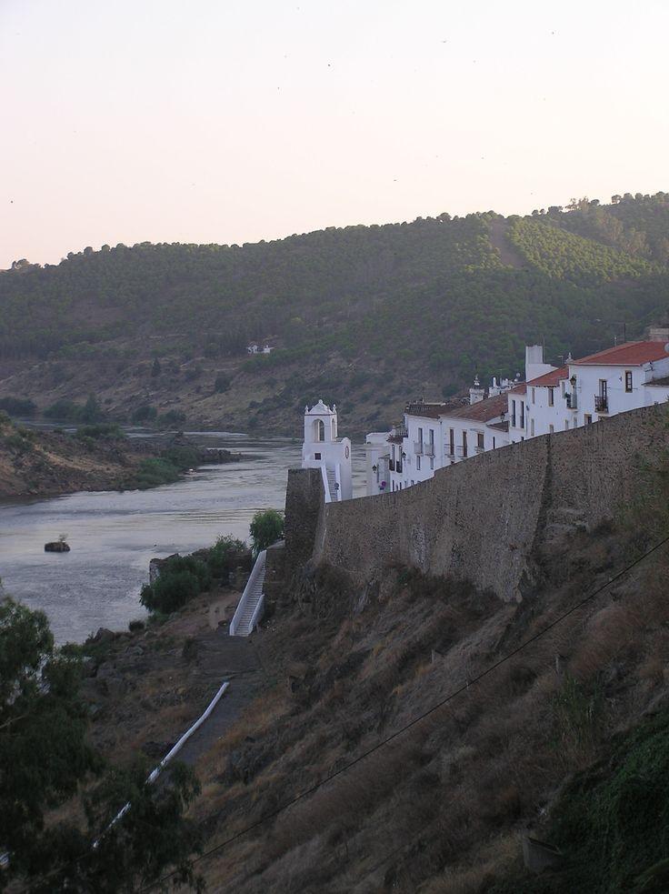 Mértola, Alentejo, Portugal.