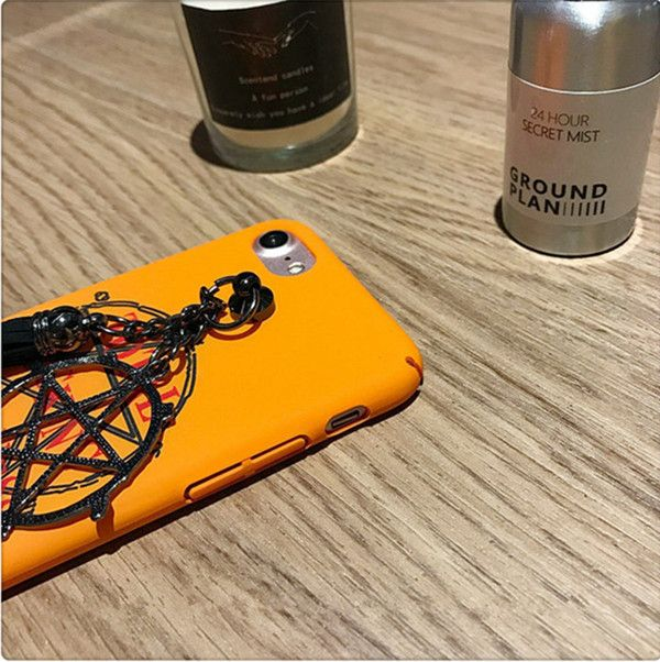Vetements Hexagramm Magie mit Quaste all cover hard case für Iphone6/6plus/7/7plus