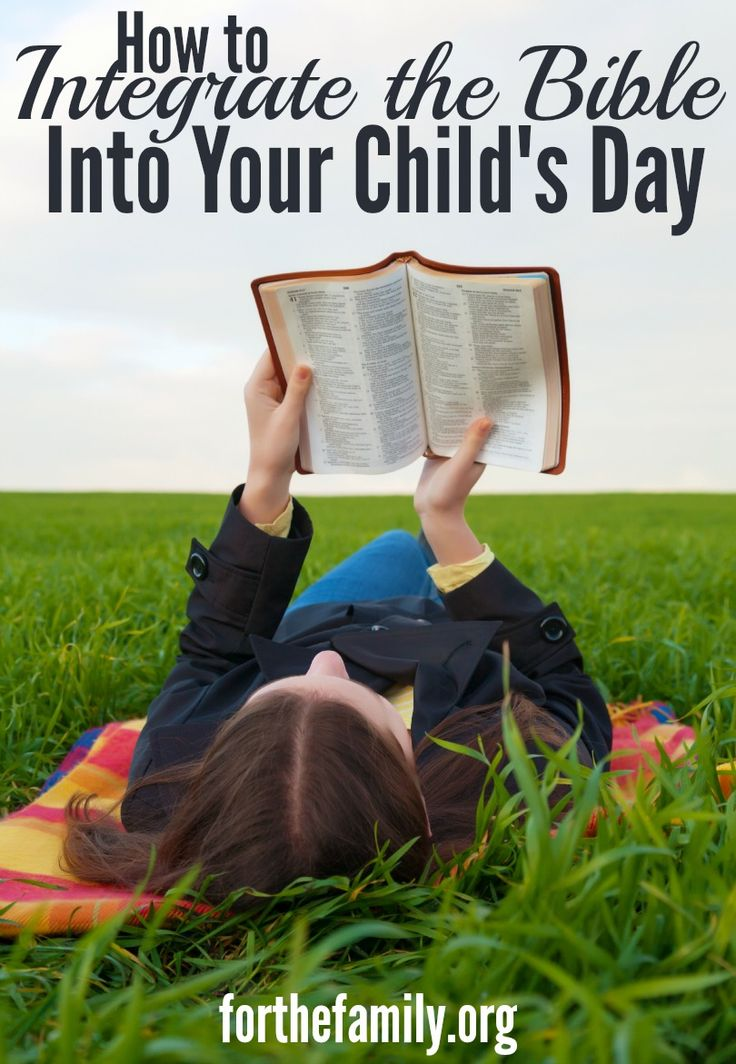 40 best homeschool bible images on pinterest books of bible how to integrate the bible into your childs day fandeluxe Choice Image