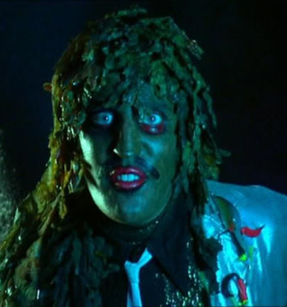 Noel Fielding as Old Gregg (from The Mighty Boosh)